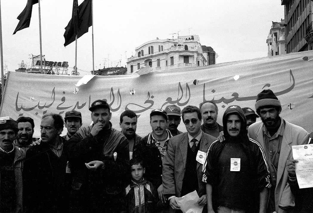 1 Maig a Tanger