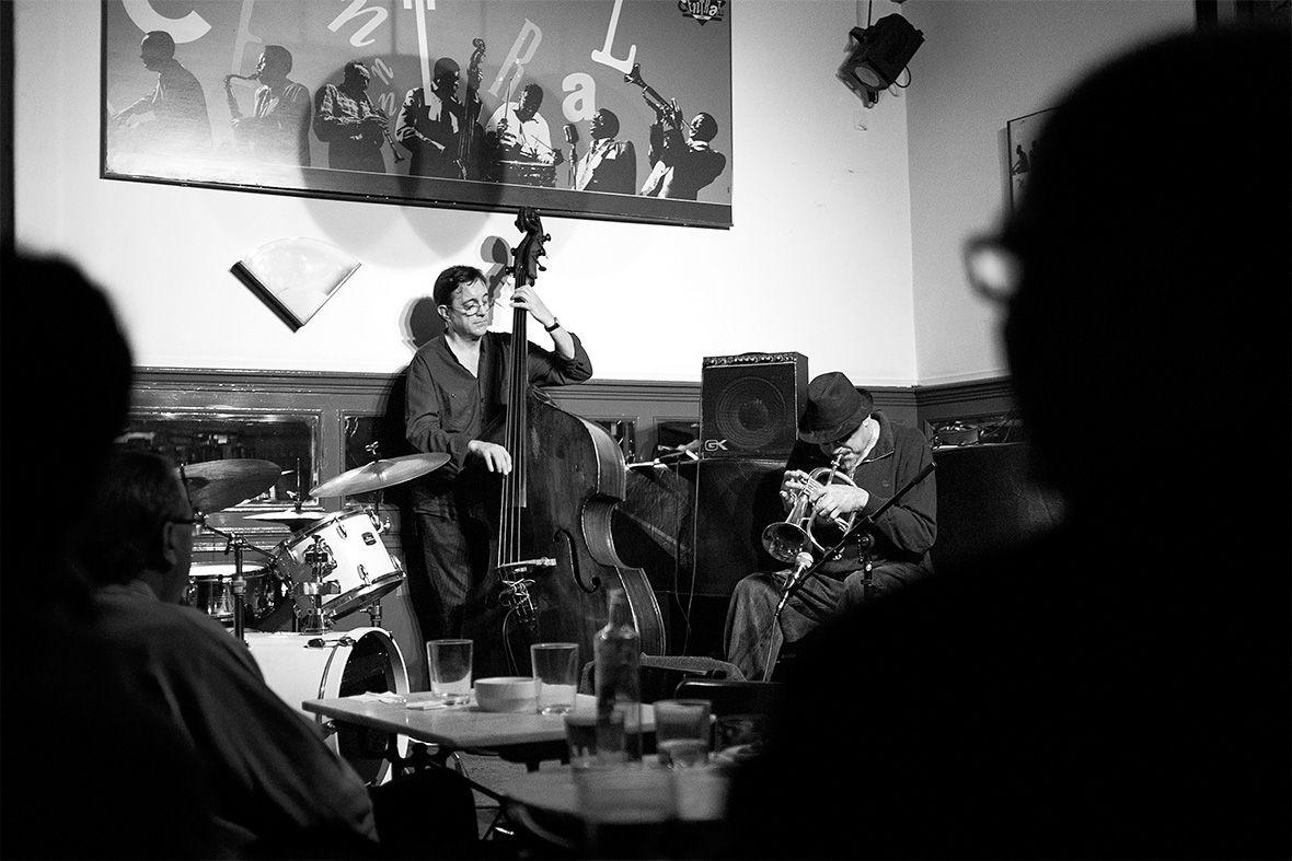Jerry Gonzalez Trio-6
