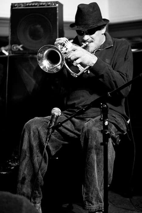 Jerry Gonzalez Trio-1