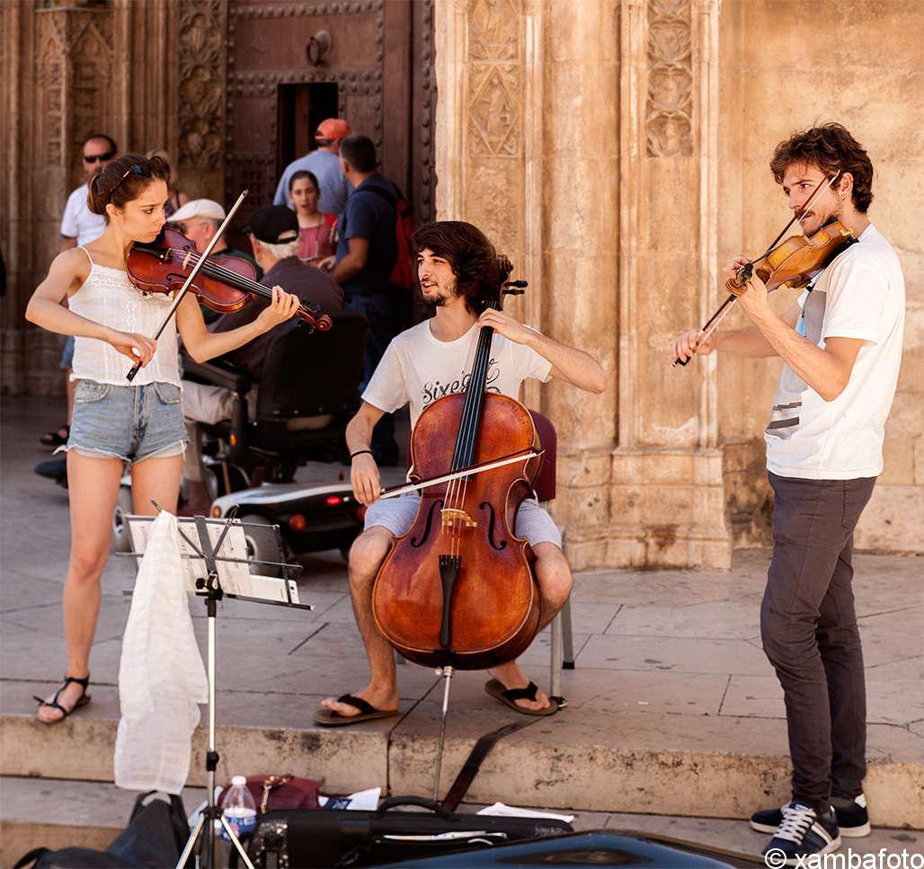 València, musics urbans